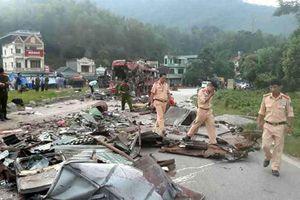 Danh tính nạn nhân vụ tai nạn 3 người chết, 38 người bị thương ở Hòa Bình