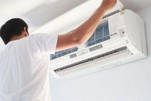 Sai lầm khi dùng điều hòa vừa tốn điện vừa hại sức khỏe