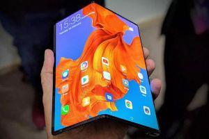Huawei hoãn ngày mở bán điện thoại màn hình gập Mate X