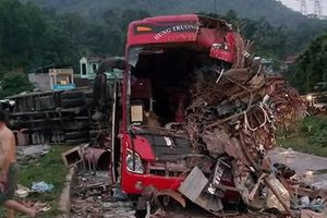 Danh tính các nạn nhân vụ tai nạn xe khách giường nằm Điện Biên tại Hòa Bình
