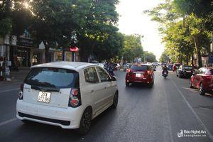 Thành phố Vinh sẽ phân luồng giao thông thế nào tại các tuyến phố đi bộ?
