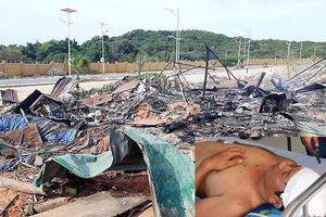 Vụ nổ kinh hoàng ở sân golf Cam Ranh: Tỉnh dậy thấy mình nằm cách chỗ ngủ khoảng 10m