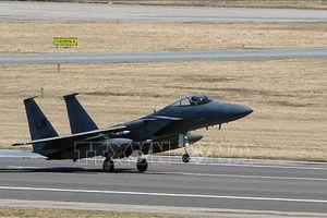 Saudi Arabia và Mỹ diễn tập không quân trên Vịnh Arab