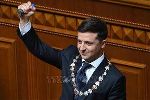 Nga chờ đợi thay đổi tích cực trong chính sách của tân Tổng thống Ukraine