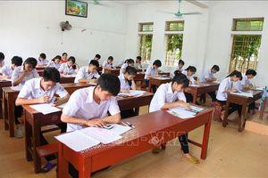 Nhiều địa phương cơ bản hoàn tất việc chuẩn bị kỳ thi THPT quốc gia 2019