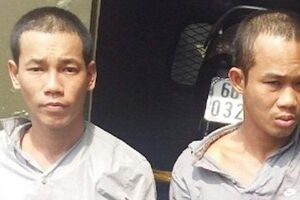 Khởi tố hai đối tượng cướp tài sản và vận chuyển ma túy trốn khỏi nơi giam giữ