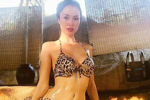 Người đẹp Việt nào mặc áo tắm hổ báo hot nhất xuân hè?