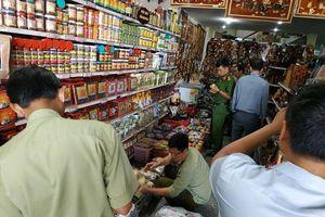 Đắk Lắk: Thu giữ lượng lớn thuốc Ama Kong có dấu hiệu giả mạo nhãn hiệu