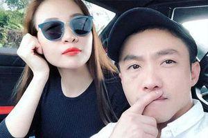 Cường Đô la 'cưỡng hôn' Đàm Thu Trang khi đang livestream