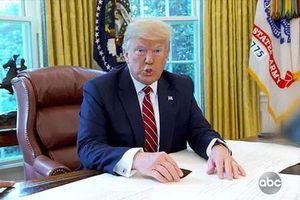Ông Trump mời Chánh văn phòng Nhà Trắng ra khỏi phòng Bầu Dục vì ho