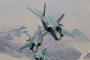 Phát hiện 13 khuyết điểm của chiến đấu cơ F-35