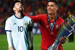 Messi gặp 'ác mộng', anti-fans gọi tên Ronaldo để chế nhạo