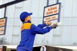 Giá xăng dầu hôm nay tăng hay giảm?