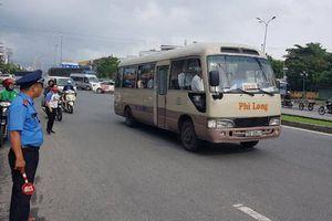 Chuyển tuyến cố định Đà Nẵng - Huế thành tuyến xe buýt liền kề