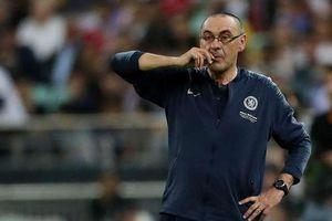 HLV Sarri chính thức chia tay Chelsea, cập bến đến Juventus