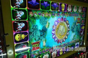Máy casino được cấp phép 'nhầm' vào cơ sở chơi game ở Bạc Liêu: Trách nhiệm của đơn vị nhập khẩu?