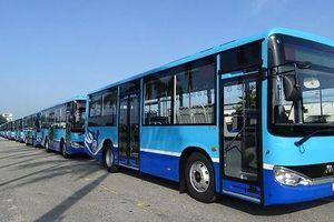 Daewoo Bus Việt Nam trúng thầu 25 xe buýt 60 chỗ tại Hà Nội