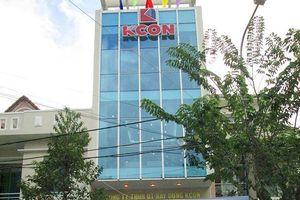 KCON - nhà thầu quen của Công ty Thái Sơn Bộ Q.P