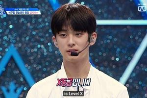 Produce X 101: Kim Mingyu rơi nước mắt khi nói về những bình luận tiêu cực