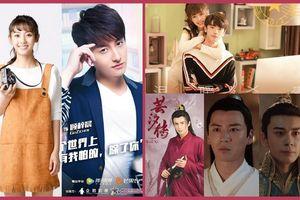 Những dòng họ nhiều trai xinh gái đẹp nhất trong phim truyền hình Hoa ngữ