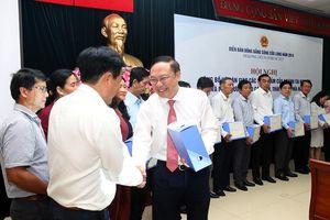 19 Tỉnh, Thành phố Nam Bộ nhận sản phẩm của ngành Tài nguyên và Môi trường