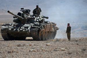 Syria: Quân Chính phủ thiệt hại nặng trong trận chiến giành giật cao điểm chiến lược tây bắc Hama