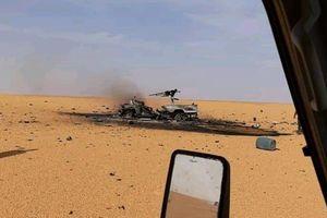Libya: Lưỡng đầu thọ địch, LNA diệt 12 phần tử khủng bố IS