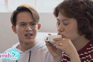 'Về nhà đi con' preview tập 47: Ánh Dương 'hôn lấy hôn để' cốc cafe uống dở của crush, Bảo bắt đầu ghen