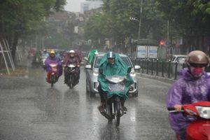 Vùng núi Bắc Bộ tiếp tục có mưa lớn dữ dội trút xuống