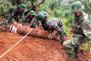 Quảng Bình: Hỗ trợ sinh kế nạn nhân bom mìn, chất độc hóa học