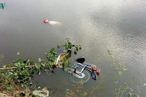 Hà Tĩnh: Phát hiện thi thể một người đàn ông dưới hồ nước