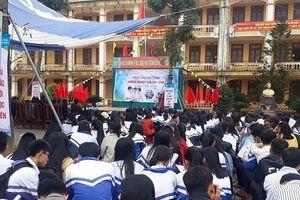 Hà Tĩnh: Tuyển dụng hơn 800 lao động thông qua sàn giao dịch việc làm