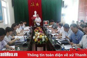 Ban Văn hóa – Xã hội, HĐND tỉnh giám sát tại huyện Tĩnh Gia