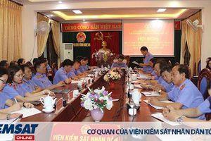 VKSND tỉnh Nghệ An: Quán triệt, phát động phong trào thi đua 'Cán bộ, công chức, viên chức thi đua thực hiện văn hóa công sở'