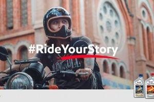 Mobil Super Moto giúp cuộc sống hiện đại thêm ý nghĩa với những câu chuyện của người Việt