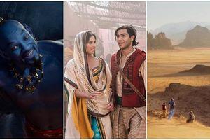 Hãng phim Disney làm lại bộ phim Aladdin là tin tốt cho Trung Đông?