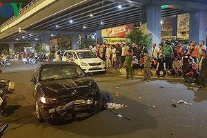 Hôm nay xét xử vụ nữ tài xế lái BMW đâm chết người ở Hàng Xanh