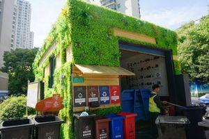 Trung Quốc phạt 7.000 USD với việc vi phạm quy định phân loại rác thải