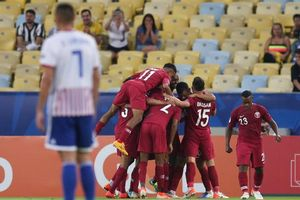 Kết quả Copa America: Qatar ngược dòng giành 1 điểm trước Paraguay