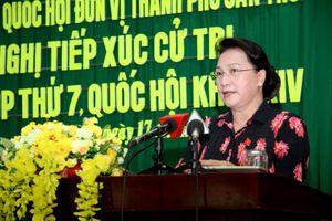 Chủ tịch Quốc hội: Không có chuyện chỉ định nhà thầu làm cao tốc Bắc-Nam