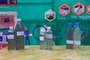 Nước sông Tô Lịch có sự cải thiện sau một tháng ứng dụng công nghệ Nano