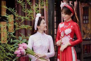 Bạn gái 'trong phim - ngoài đời' của diễn viên Bình An bỗng nhiên chạm mặt, đọ sắc