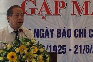 Thừa Thiên - Huế cam kết tiếp tục đồng hành cùng báo chí