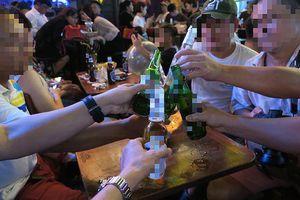 Lời cảnh tỉnh cho các tài xế đã uống rượu bia vẫn lái xe
