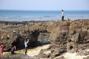 Nỗ lực đưa Lý Sơn - Sa Huỳnh thành Công viên địa chất toàn cầu