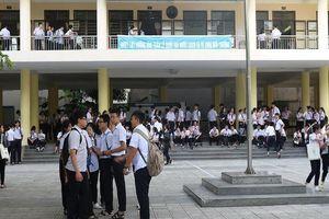 Công bố điểm chuẩn vào lớp 10 tại Đà Nẵng