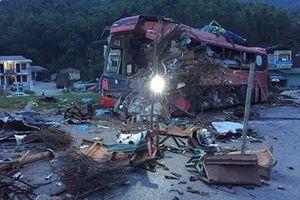 Xe tải biển số Lào gây tai nạn ở Hòa Bình hồ sơ không rõ ràng