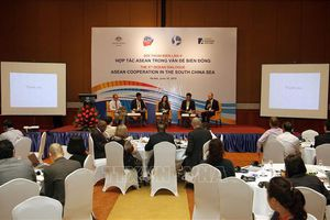 Hợp tác ASEAN trong vấn đề Biển Đông