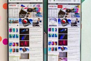 Samsung tiếp tục không có đối thủ trong thị trường màn hình smartphone