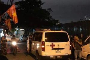 Cô gái trẻ nghi bị sát hại tại phòng trọ ở Hà Nội